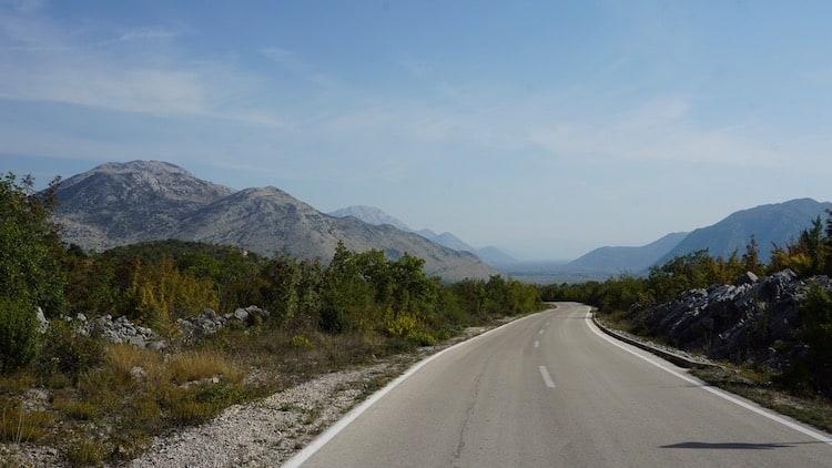 Views of the Bosnian Countryside