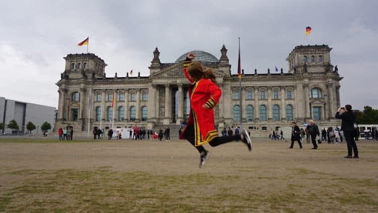 A Trip To Berlin | The Reichstag Building
