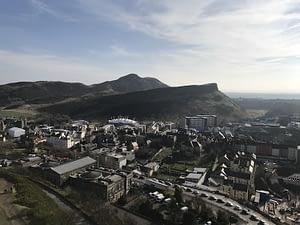Calton Hill - The best views in Edinburgh